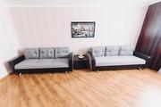 На часы,  сутки 1-2-3-х комнатную квартиру в Мозыре,  круглосуточно .
