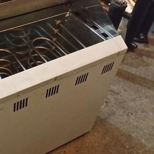 Электрическая печь для сауны по цене российского производителя Мозырь