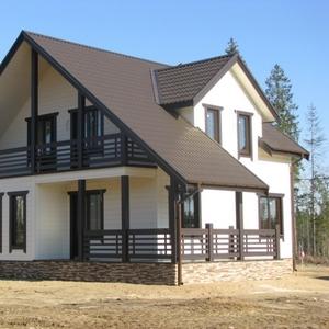 Производство и строительство каркасных домов. Мозырь