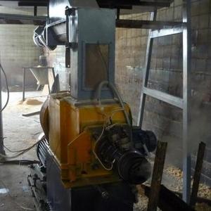Белорусское оборудование для производства топливных брикетов