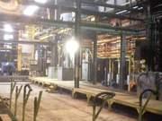 Литейное оборудование,  цеха,  заводы точного литья ЛГМ под ключ